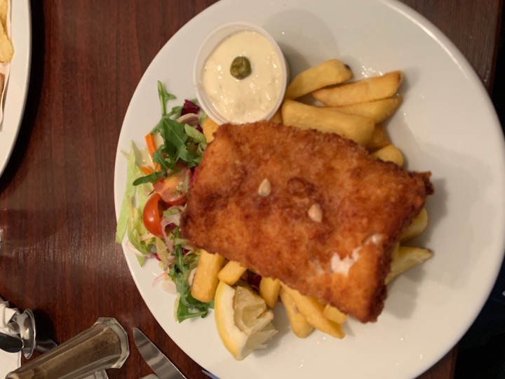Ireland - Fish and chips