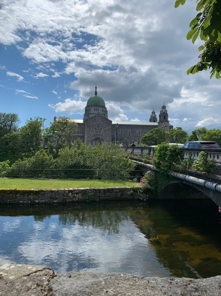 The cathedral - Galway