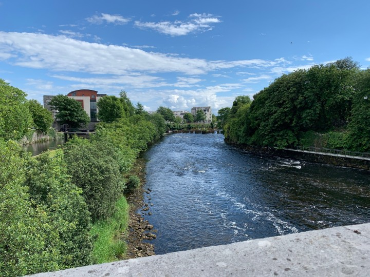 The Salmon Bridge (Galway)